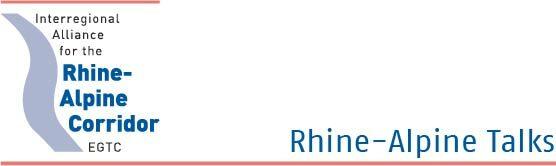 Rhine-Alpine Talks
