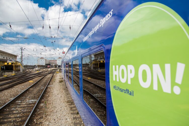 Photo: Connecting Europe Express