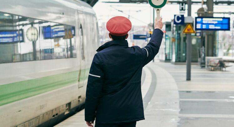 Trains in Germany are rolling again. ©Deutsche Bahn