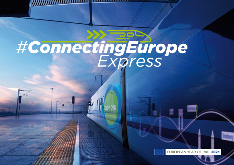 © 2021 Connecting Europe Express