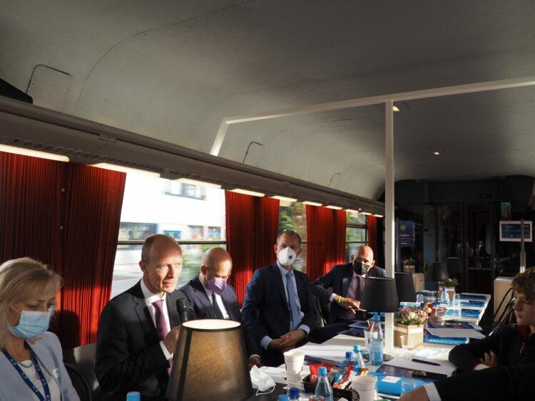 "Workshop ""Characteristics and governance of the Rhine-Alpine Corridor"""