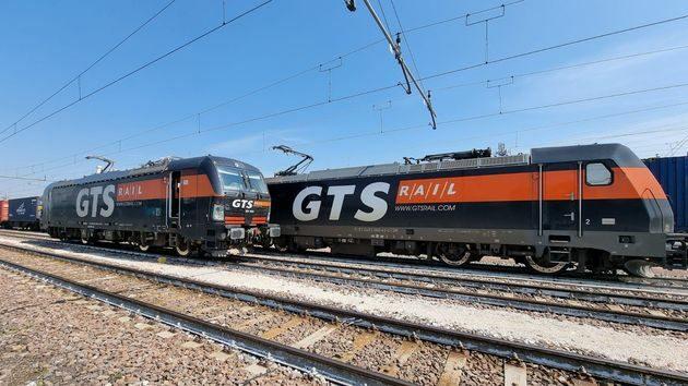 GTS electric locomotives