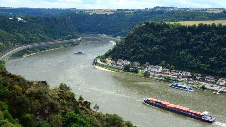 Middle Rhine (c)GDWS