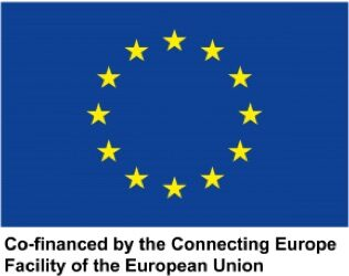 Co-financed by the Connection Europe Facility of the European Union
